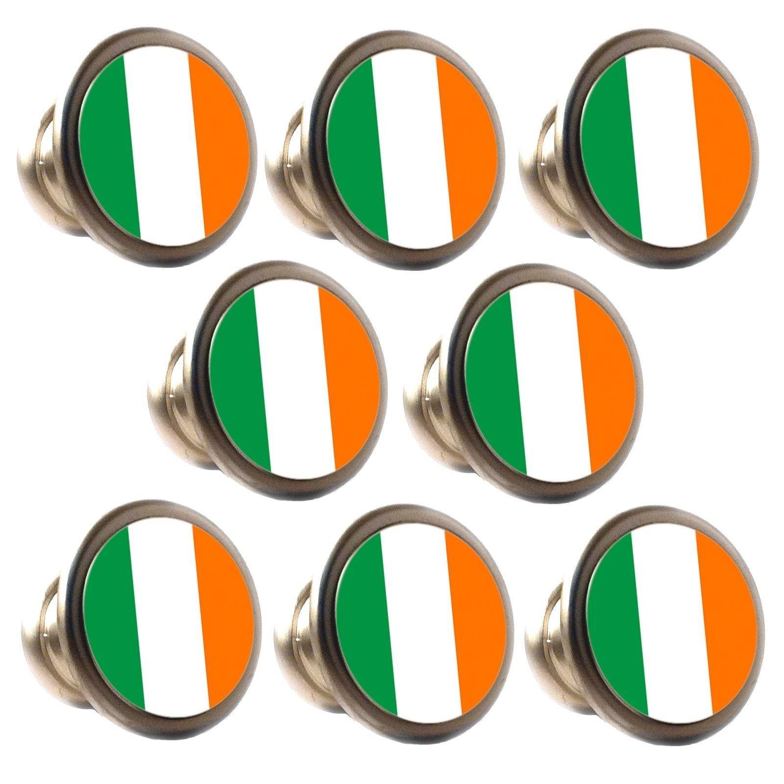 Zinc alloy knobs ireland flag 30mm cupboard drawer door handles variation of zinc alloy knobs ireland flag 30mm buycottarizona Gallery